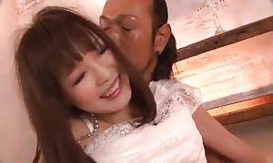 unique japanese model Momoka Rin in hot JAV uncensored face fuck clip