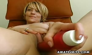 A blond