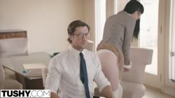 TUSHY Anal Discipline with My Tutor