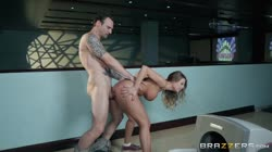 Britney Amber, Alex Legend Boinking And Bowling