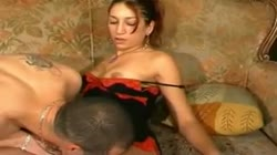 Young arab french teen sodomized in a home casting